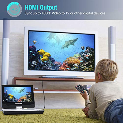Buy portable video player hdmi output