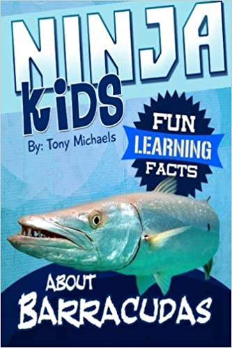 Fun Learning Facts About Barracudas: Illustrated Fun ...