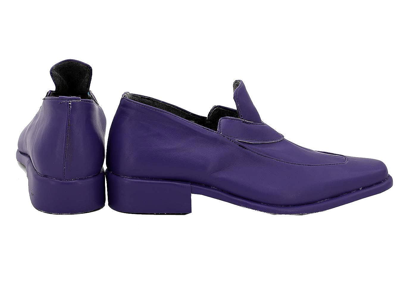 bebdc5ccb4a4 Amazon.com: Allten JoJo's Bizarre Adventure Leone Abbacchio Purple ...
