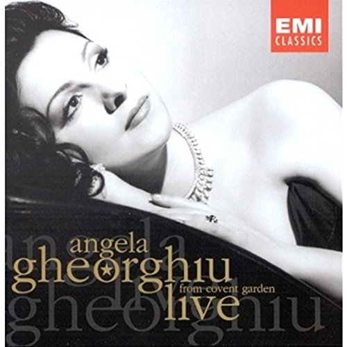 Angela Gheorghiu: Live From Covent Garden by EMI Classics (Image #2)