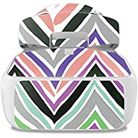 Skin For DJI Goggles – Colorful Chevron | MightySkins Protective, Durable, and Unique Vinyl Decal wrap cover | Easy To Apply, Remove, and Change Styles | Made in the USA