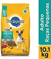 Ração Para Cachorros Pedigree Adultos Raças Pequenas 10,1kg