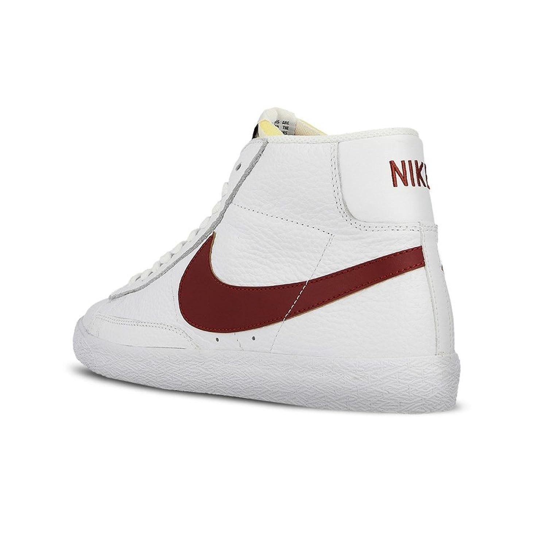 Nike Blazer Mid Retro Hvitt Kjøkken boLRegJ