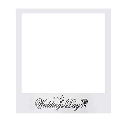 Amazoncom Wedding Favors Diy Anniversary Picture Frame Props Photo