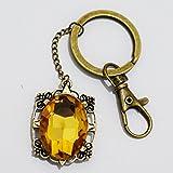 Bonnie Bennett Keychain - The Vampire Diaries Keychain - Charm Keychain Jewelry - Charm Keychain