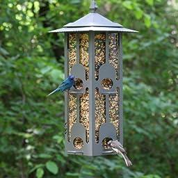 Birdscapes 350 Squirrel-Be-Gone Wild Bird Feeder