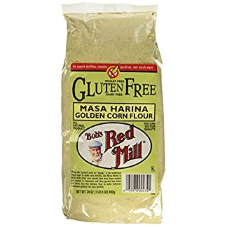 Gluten Free Masa Harina by Bob's Red Mill, 24 oz