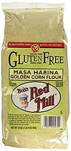 Amazon.com : Bob's Red Mill Gluten Free Golden Masa Harina