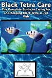 Black Tetra Care: The Complete Guide to Caring for and Keeping Black Tetra as Pet Fish (Black Skirt Tetra, Petticoat Tetra, High-finn Black Skirt Tetra, Black Widow Tetra) (Best Fish Care Practices)