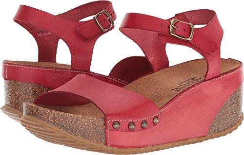 Cordani Women's Mackie Red Leather 38 B ()