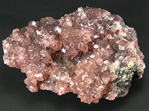 Museum Cluster (MUSEUM PINK SMITHSONITE CLUSTER FROM TSUMEB NAMIBIA - 4.9