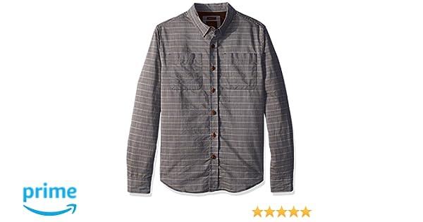 on sale 52dbe 8d468 PRANA Men's Bergamont Slim Shirt