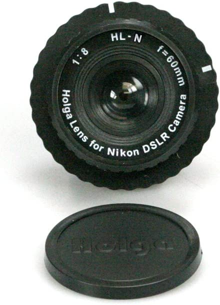 Holga – Kit de Lentes para Nikon DSLR: Amazon.es: Electrónica