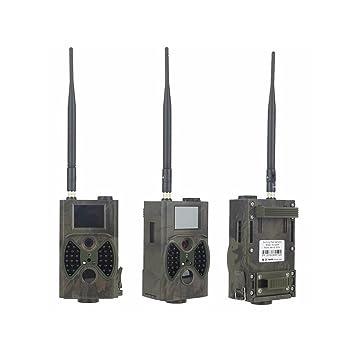 2 G MMS apoyo mando a distancia 12 MP 1080P cámara de vida silvestre y Covert