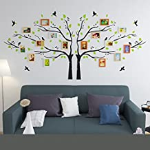 Photo Frame Collage 16 Box Creative Big Tree Living Room Combination Photo Wall/Background Wall Decoration Photo Wall Collage