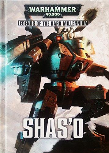 Shas'O Tau Anthology Hardcover: Legends of the Dark Millennium Series (Warhammer 40,000 40K)