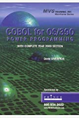 COBOL for OS/390 Power Programming with Complete Year 2000 Section (MVS Training, Inc. Mainframe Series) Paperback