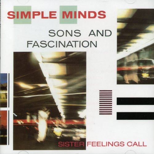 cd: Sons And Fascination/Sister Feelings Call