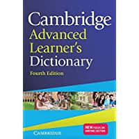 Cambridge Advanced Learners Dictionary (CD-ROM)