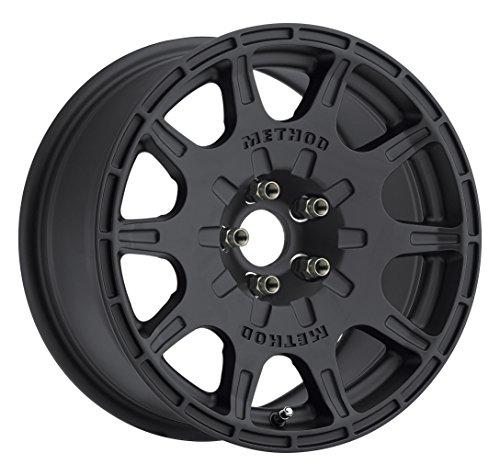 MR502 VT-SPEC 2, 15x7, +15mm Offset, 5x100, 56.1mm Centerbore, Matte Black by Method Race Wheels