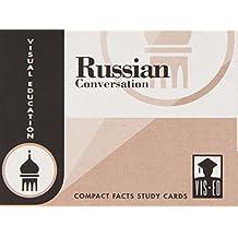 Russian Conversation Cards - 1991