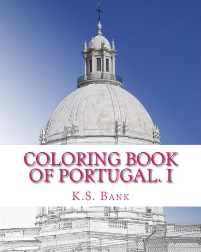 Coloring Book of Portugal. I (Volume 1)