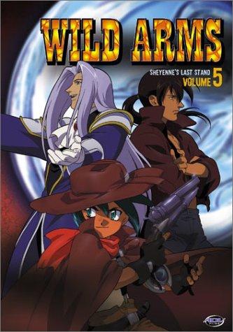 Wild Arms - Sheyenne's Last Stand (Vol. 5) ()