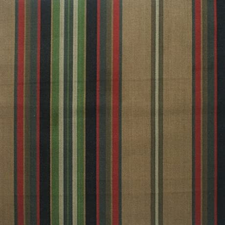 Carlton Stripe Night Black Tailored Euro Shams Set Of Three Lined Cotton