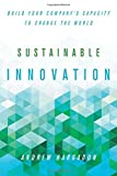 img - for Sustainable Innovation: Build Your Company s Capacity to Change the World (Innovation and Technology in the World Economy) book / textbook / text book