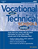 Vocational and Technical Schools-West 2004, Peterson's Guides Staff, 0768912717