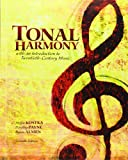 Tonal Harmony, Kostka and Payne, 0078025141