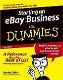 Starting an eBay Business for Dummies, Marsha Collier, 0764569244