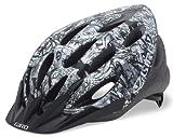 Giro Youth Flume Bike Helmet (Black Red Zap)