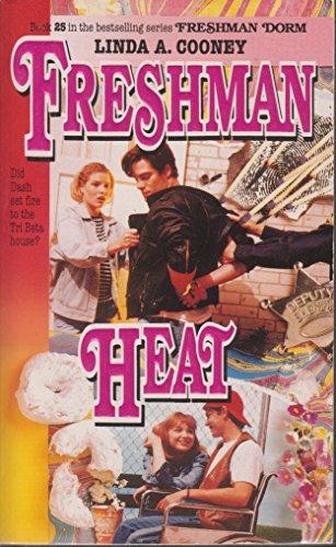 book cover of Freshman Heat
