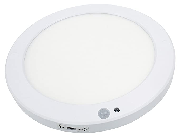 Tua luce plafoniera a led applique applique con sensore di
