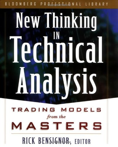 Download New Thinking in Technical Analysis: Trading Models from the Masters pdf