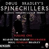 Bargain Audio Book - Doug Bradley s Spinechillers Audio Books