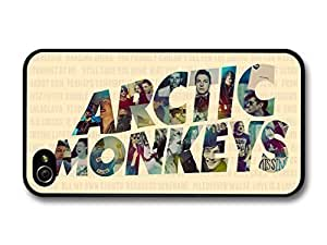AMAF ? Accessories Arctic Monkeys Rock Band Illustration Collage case for iPhone 4 4S