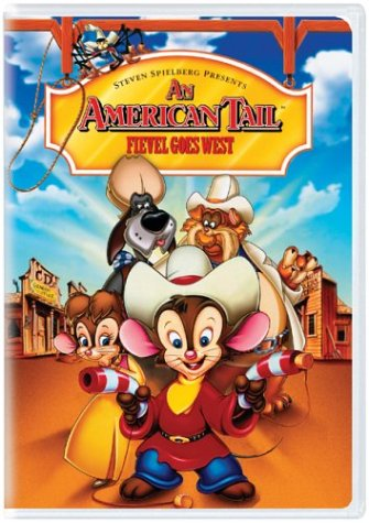 an american tail fievel goes west full movie