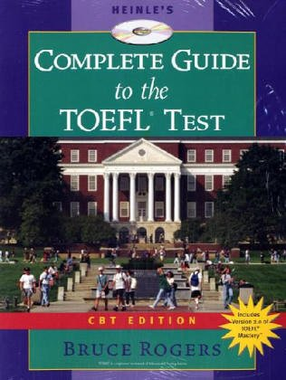 Heinle's Complete Guide to the TOEFL Test: Book with CD-ROM