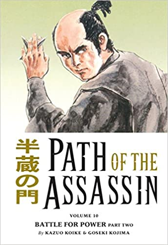 Path of the Assassin Volume Volume 10: Battle for Power Part ...
