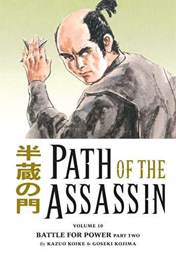 Path Of The Assassin  Vol  10  Battle For Power  Part 2  V  10  Pt  2