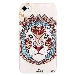 Indian Leo de nuevo caso para el iPhone 4/4S