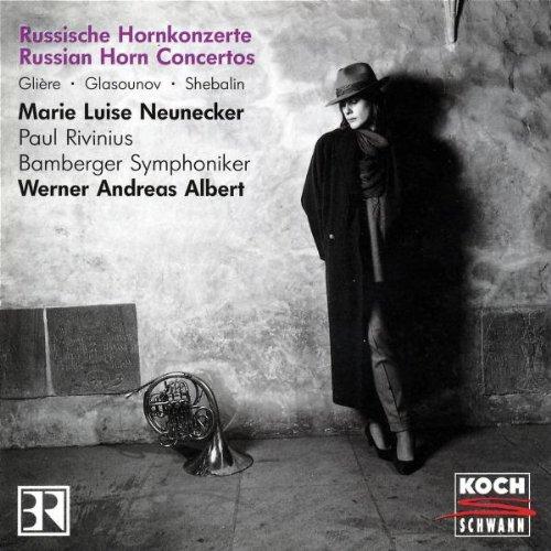 Russian Horn Concertos by Koch Schwann (Germ.)