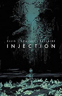 INJECTION VOLUME 3 GRAPHIC NOVEL New Paperback Collects Issues #11-15
