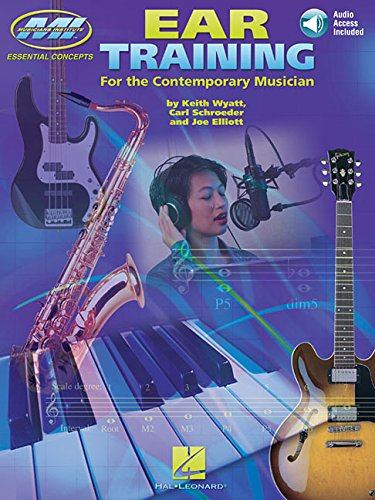 Ear Training for the Contemporary Musician
