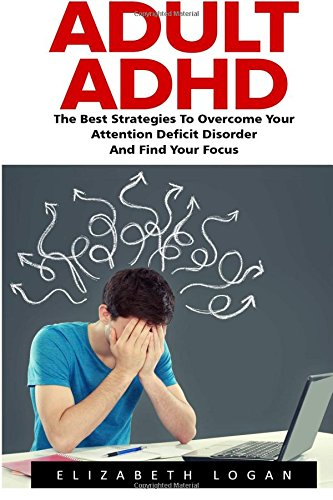 Adult ADHD Strategies Attention Disorders product image