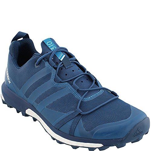 adidas outdoor Men's Terrex Agravic Blue Night/Mystery Petrol/White Athletic Shoe best online footlocker for sale cheap release dates nS39rv4TkD