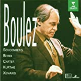 Pierre Boulez ~ Schoenberg · Berio · Carter