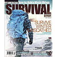 1-Year (12 Issues) of American Survival Guide Magazine Subscription